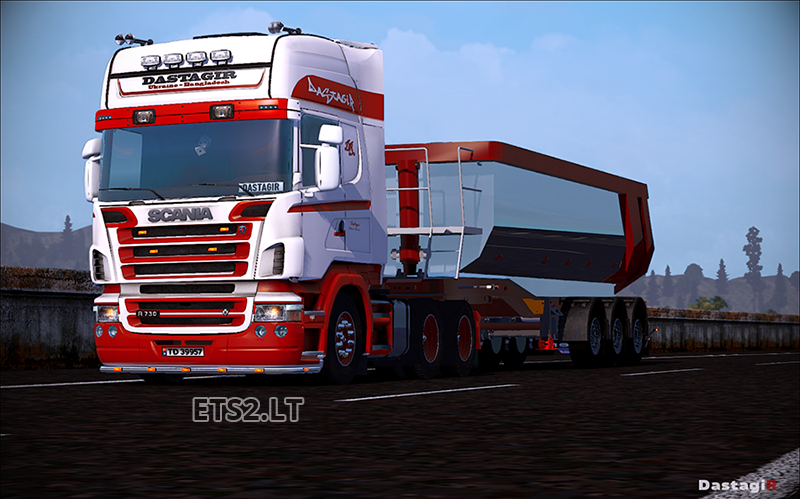 Lautus Graphics and Weather v 2 0 | ETS 2 mods