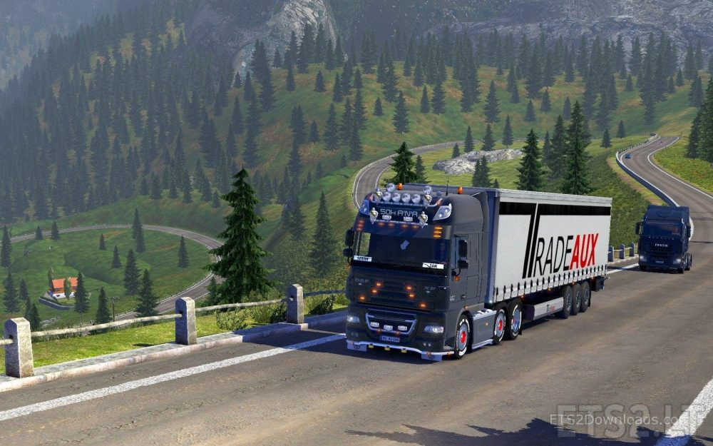 europe map | ETS 2 mods - Part 2
