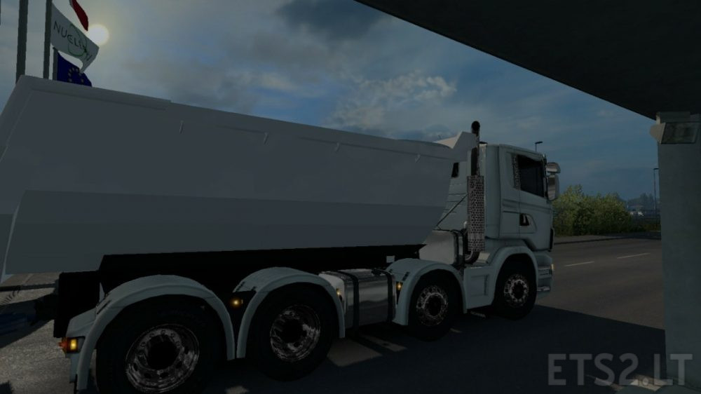 bc5d889b5b6c3d scania Rjl chassis 8×4 12 wheels you have to choose the tower to have the  skips
